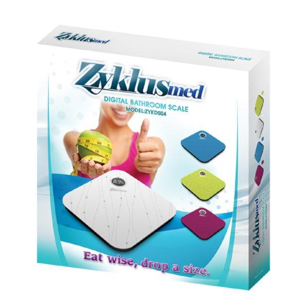 جعبه ترازوی دیجیتال ZYK DS04 زیکلاس مد