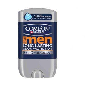 دئودورانت ژلی مردانه ضد حساسیت فاقد آلومینیوم کامان 75ml
