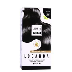 کيت رنگ مو شماره 2.0 لوکاندا 50ml