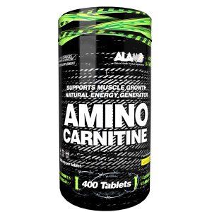 قرص آمینو کارنیتین آلامو 400 عددی