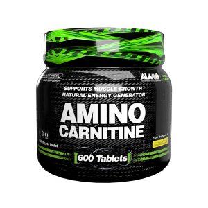 قرص آمینو کارنیتین 1000mg آلامو 600 عددی