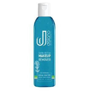 محلول پاک کننده آرایش انواع پوست دلانو 200ml