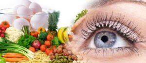 ویتامین برای تقویت بینایی