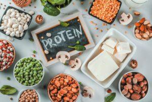 پروتئین سویا پروتئینی گیاهی و کاملا طبیعی