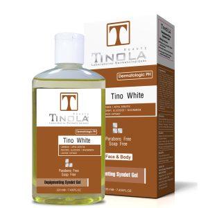 ژل روشن کننده پوست Tino White تینولا 220ml