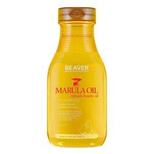 شامپو مرطوب و تغذیه کننده موهای رنگ و دکلره شده حاوی روغن مارولا بیور 350ml