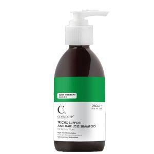 شامپو ضد ریزش و تقویت کننده انواع مو کازموسپ 250ml