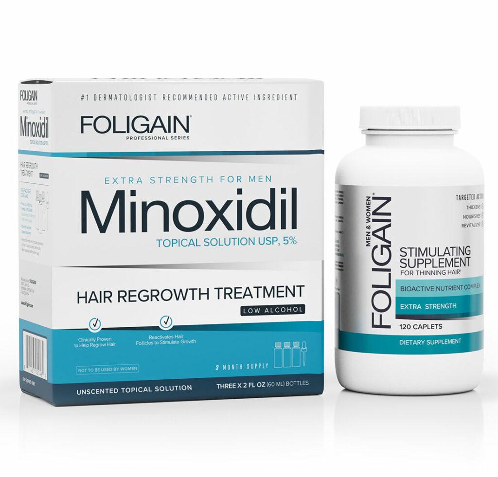 نگهداری از محلول ماینوکسیدیل