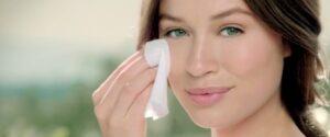 دستمال مرطوب پاک کننده آرایش