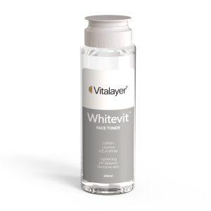 تونر پاک کننده پوست لک دار وایت ویت ویتالیر 200ml