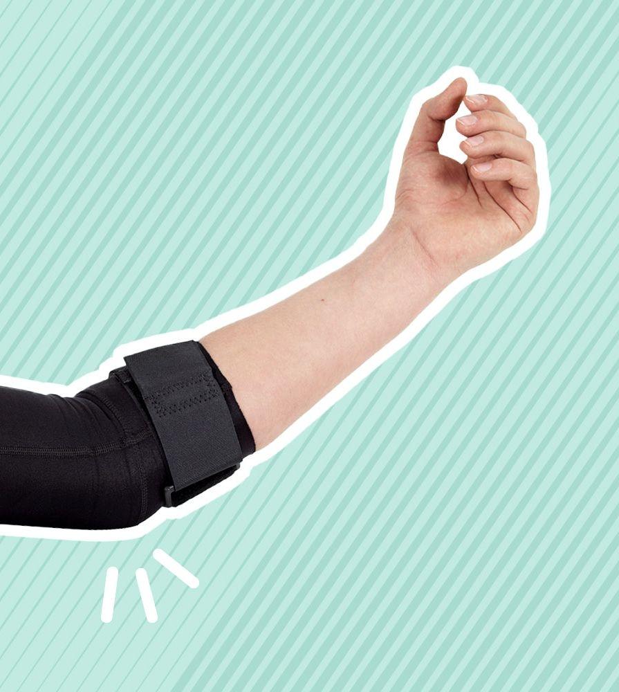 ویژگی های یک آرنج بند مناسب