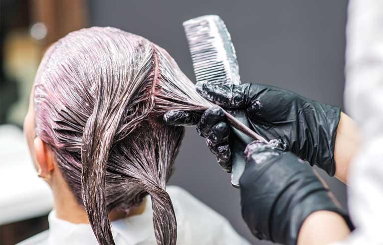 چگونه موها را دکلره کنیم که نسوزد؟