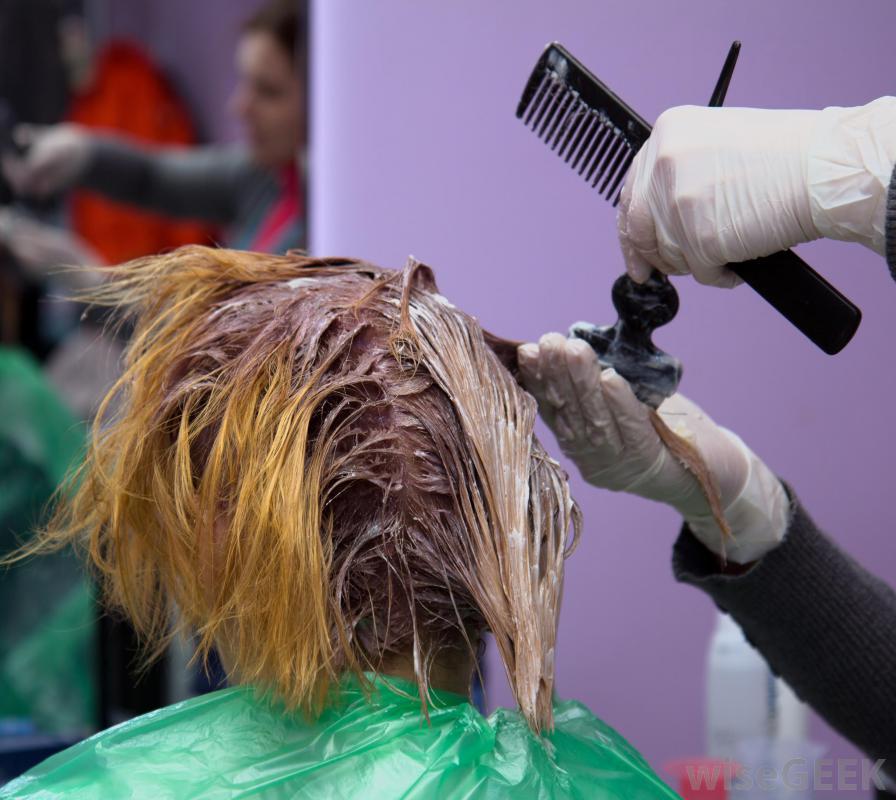 انواع ریموور رنگ مو وطریقه استفاده هریک