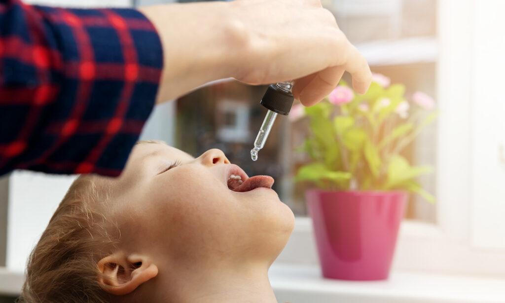 انواع ویتامینها برای نوزادان