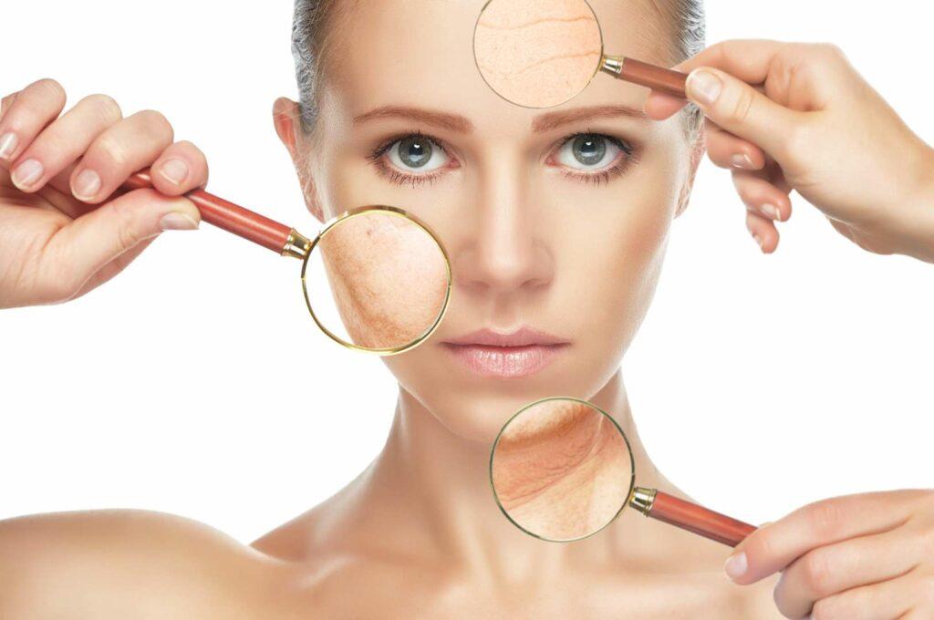 چه عواملی در از بین رفتن کلاژن در پوست نقش دارند