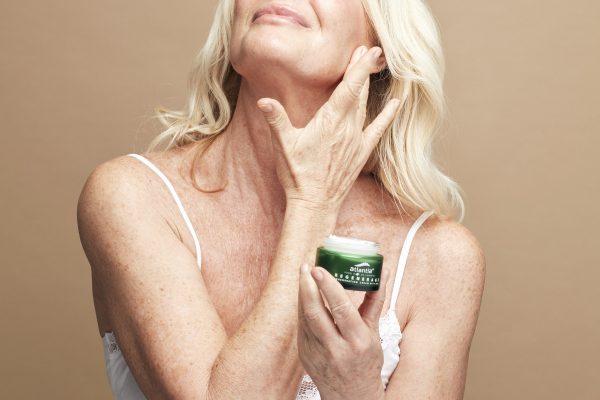 مقابله با پیری پوست