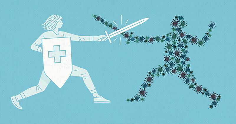 واکسن آنفلوانزا چگونه عمل می کند؟