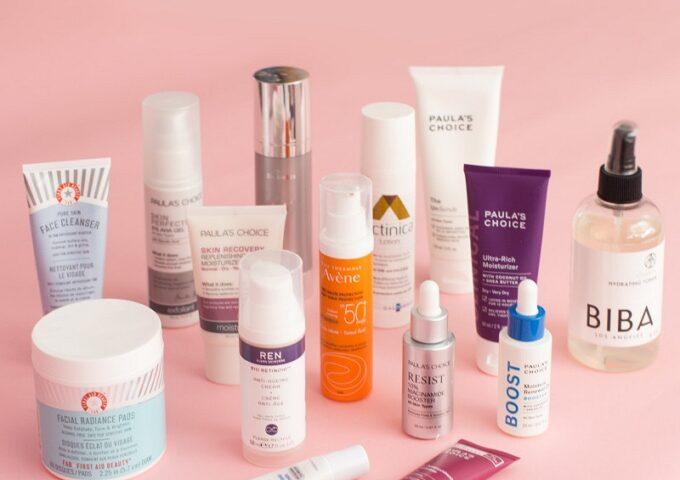راهنمای مقدار مناسب استفاده از محصولات مراقبتی پوست
