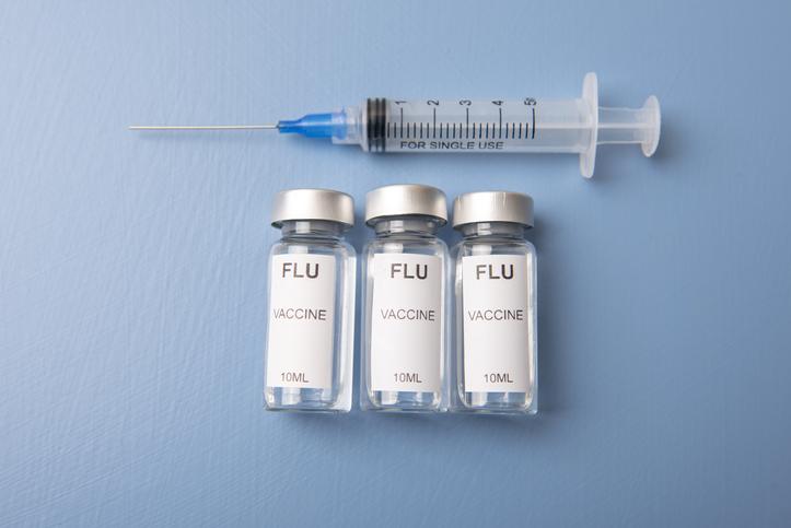 انواع واکسن آنفولانزا