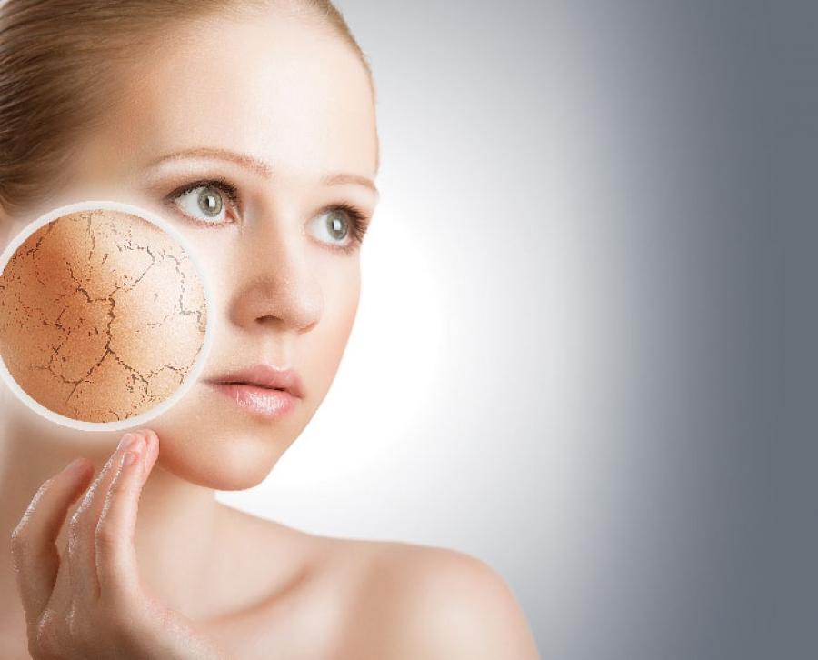 پوست دهیدراته چیست ؟